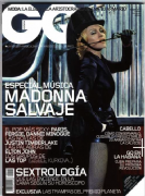 GQ ESPANA - SPAIN MAGAZINE (OCTOBER 2006)